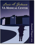 Cover of Louis A. Johnson VA Healthcare System 2013 Annual Report