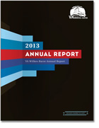 Cover of Wilkes-Barre VA Medical Center 2013 Annual Report