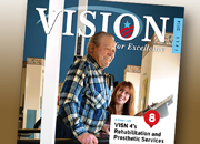 Cover for Vision for Excellence Issue 19